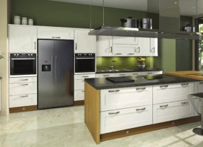 Fitted kitchens from taunton kitchen company where each for Fitted kitchen companies
